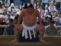 Yokozuna Ceremonty Sumo