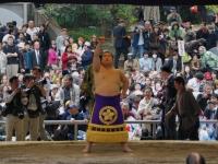 Sumo Bow Ceremony