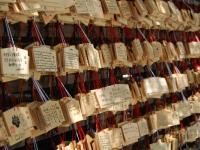 Meiji Jingu Prayer Plaques