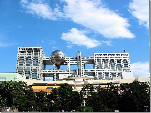 Fuji TV Building Odaiba