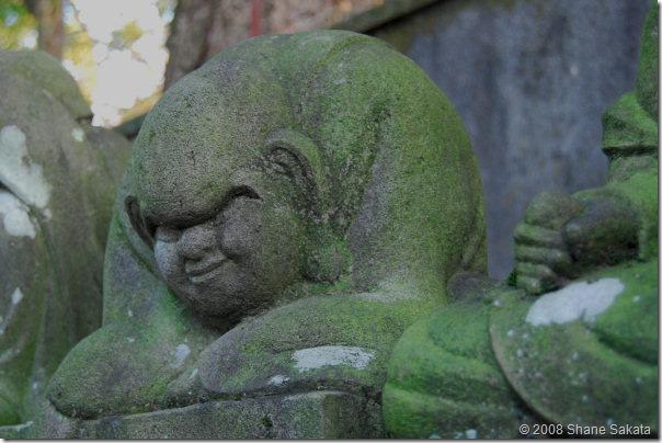 Kawagoe Buddha Statues