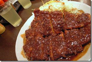 Miso-katsu Japanese Food