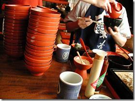 Wanko-Soba Japanese Food