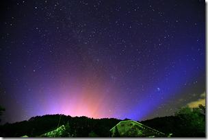 Stars Japan Night Sky