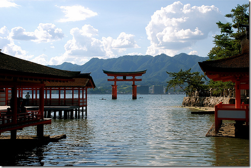 Itsukushima UNESCO Japan