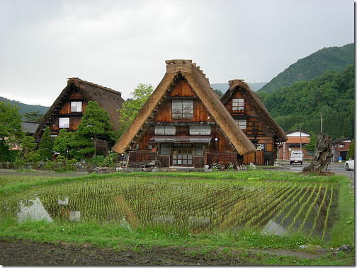 Shirakawa UNESCO Japan