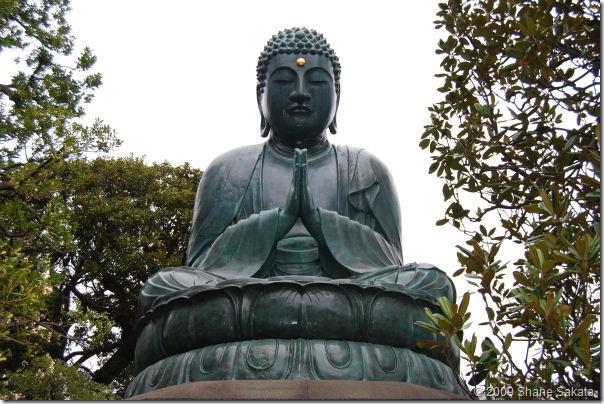 Tennoji Copper Buddha Nippori