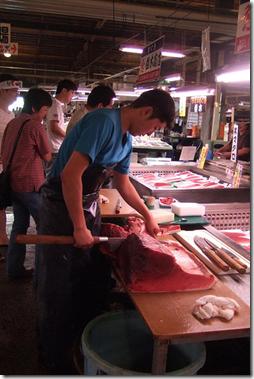 Shiogama Wholesale Fish Market Miyagi Japan