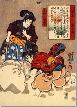 Ukiyo-e Utagawa Kuniyoshi