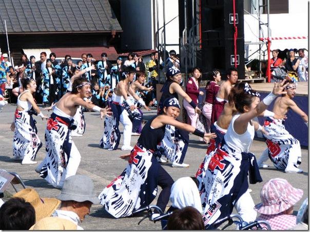 Yosakoi Soran Festival Daigo Japan