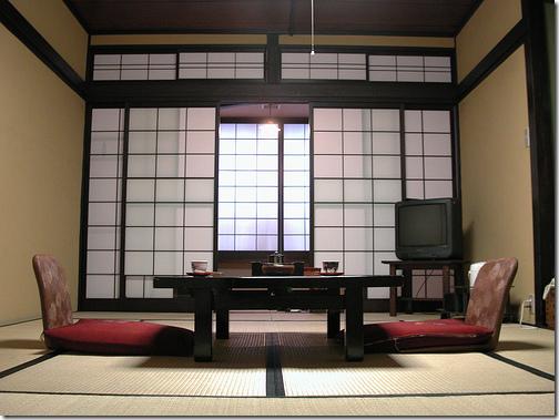 japanese ryokan interior
