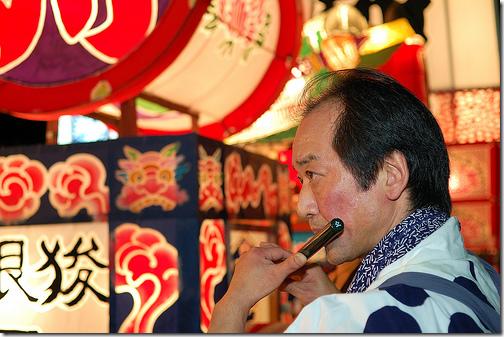 Hirosaki Neputa Festival Japan