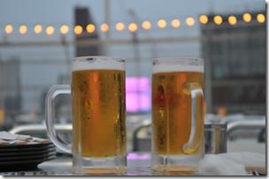 tokyo beer garden