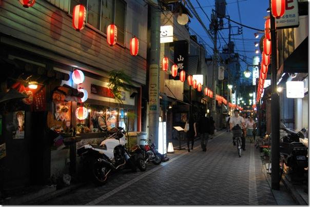 Japan Festival Matsuri Lanterns Tokyo