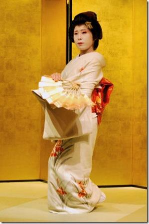Omotenashi Geisha Tokyo Japan 2