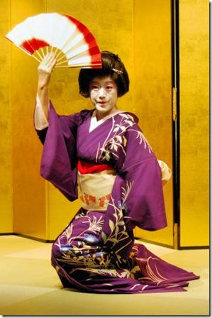 Omotenashi Geisha Tokyo Japan