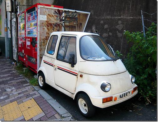Small Car Japan