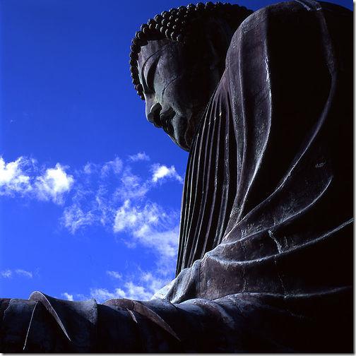 Kamakura Great Buddha Daibutsu