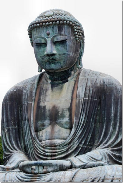 Kamakura Daibutsu Buddha 1