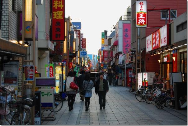 Kawagoe Shopping Street