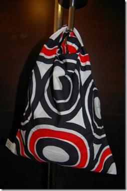 Kimono Sleeve Bag