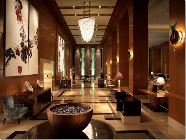Ritz-Carlton Tokyo Hotel Japan Lobby